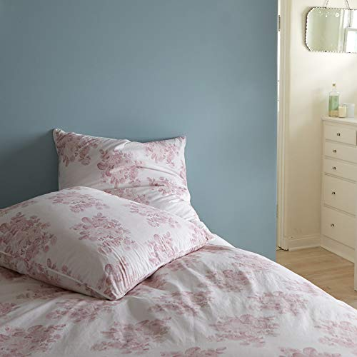 Used, Rachel Ashwell Shadow Rose Pillowcase Pair, King, Pink for sale  Delivered anywhere in USA