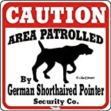 German Shorthaired Pointer Sign
