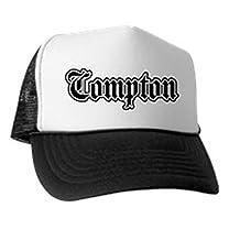 CafePress - Compton - Trucker Hat, Classic Baseball Hat, Unique Trucker Cap