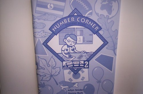 Number Corner; Student Book, grade 2 (Bridges in - Tysons Centre Corner