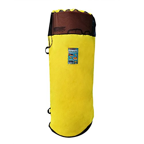- Maui Mat Storage Bag by Aqua Lily Products: Perfect for Transporting and Storing Your Favorite Aqua Lily, and Big Kahuna Pads (Fits 16/20 / 22 Foot Pads)
