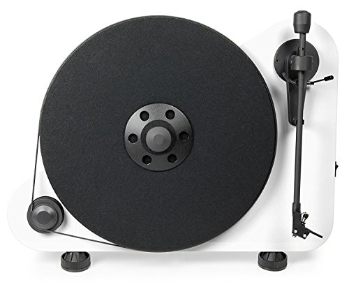 Pro-Ject VT-E BT R  Wireless Turntable, White