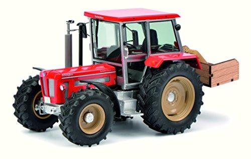 Schlueter Compact 1350 TV 6, red, 0, Model Car, Ready-made, Schuco 1:32