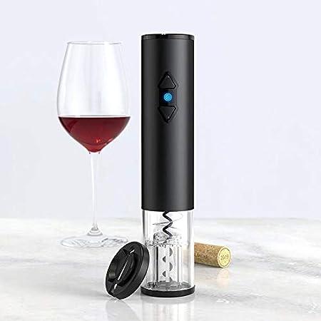 Los mejores vendedores de abrebotellas para vino, juego de abrebotellas eléctrico, sacacorchos eléctrico sacacorchos de acero inoxidable, acero inoxidable, abrebotellas sacacorchos, para vino, regalo