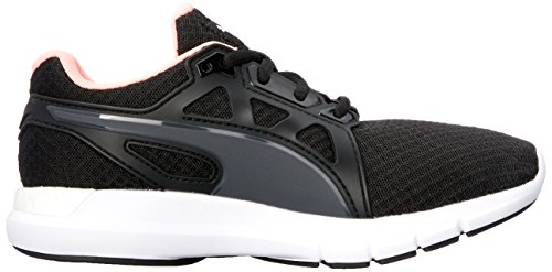 Zapatillas Mujer de 5 Puma Negro 42 Deporte Dynamo Wns Fluo Nrgy Soft EU Peach Asphalt para Black IpZpw0xtq
