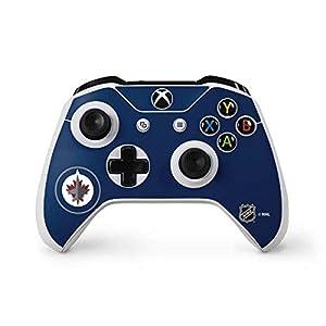 Winnipeg Jets Xbox One S Controller Skin - Winnipeg Jets Logo | NHL & Skinit Skin
