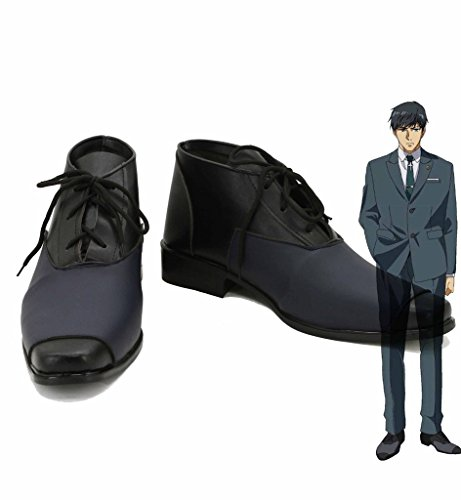 Tokyo Ghoul Anime Amon Koutarou Cosplay Shoes Boots Custom Made