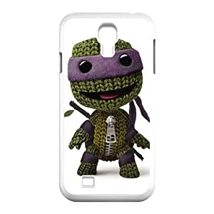 YYCASE Customized LittleBigPlanet Pattern Protective Case Cover for Samsung Galaxy S4 I9500