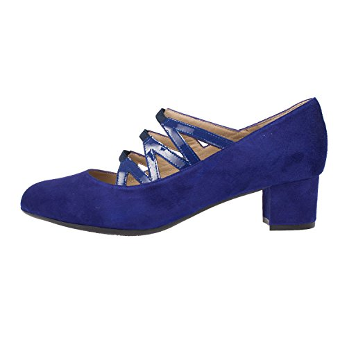 RIVA , Damen Pumps Blank Navy