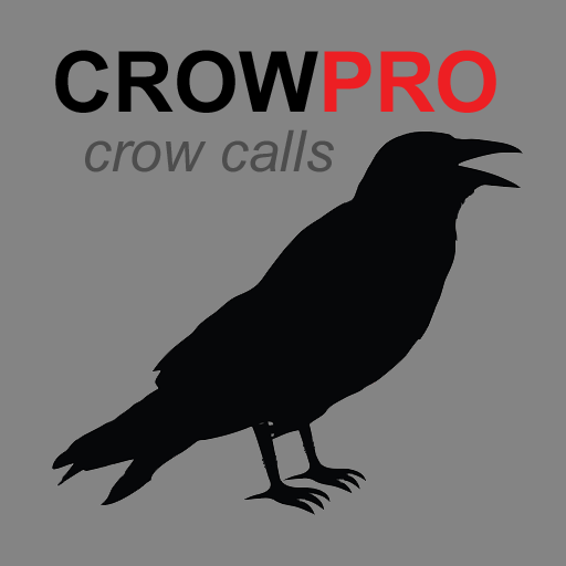 Crow Calls & Crow Sounds App for Crow Hunting - BLUETOOTH COMPATIBLE]()