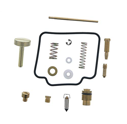 Race Driven OEM Replacement Carburetor Rebuild Repair Kit Carb Kit for Polaris 330 Magnum Polaris 330 Trail Boss