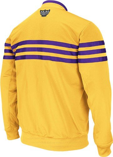 Adidas Los Angeles Lakers Walter Brown Collection On-Court Jacket Chaqueta: Amazon.es: Deportes y aire libre