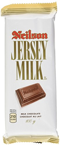 100g Milk Chocolate Bar - 6