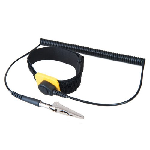 Link Depot Anti Static Wrist Strap with Ground (ST-1400)