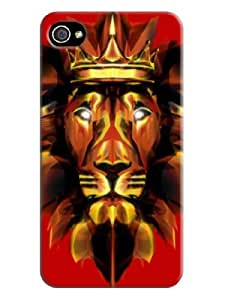 Premium Phone Cover/case for Iphone 4/4s with Cool Textures