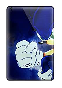 Premium Tpu Sonic Cover Skin For Ipad Mini/mini 2