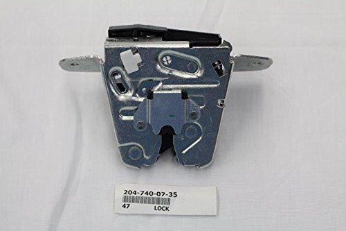 Mercedes-Benz 204 740 07 35, Trunk Lock Actuator Motor by Mercedes Benz
