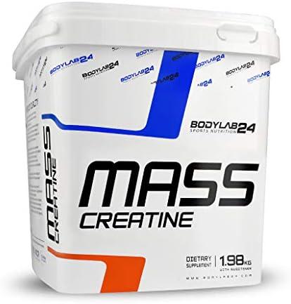 Mass Creatine - 1980g - Orange