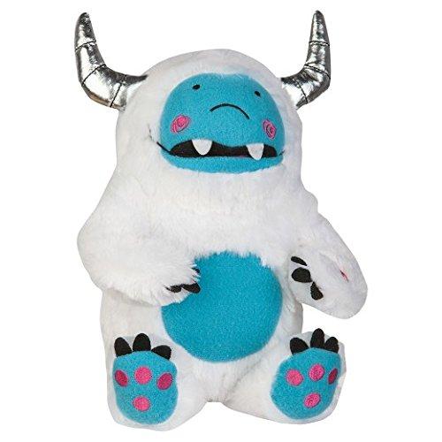 9.8'' Animated Musical Singing and Rocking Yeti Wondershop Musicl Sitting Animated Singing Plush Stuffed ANimal