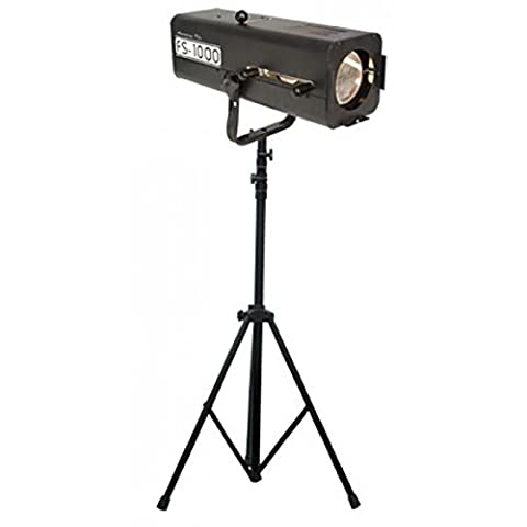 American DJ FS-1000/Sys   FS1000 with LTS6 Stand with FS adaptor (Light Wit Stand)