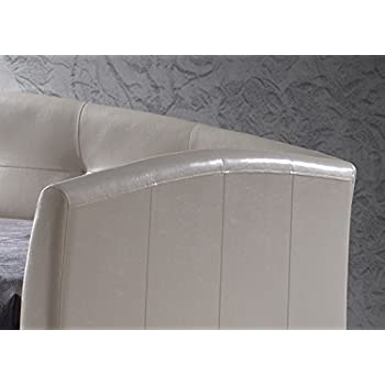 """Hillsdale 1061DBT Napoli Daybed with Trundle, 41.75"""" D x 87"""" L x 36.25"""" H, Ivory"""