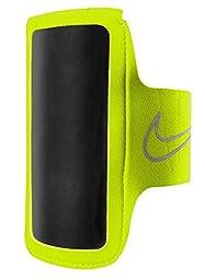 Nike Lightweight Arm Band 2.0 - Volt/Silver