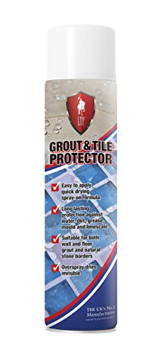 LTP Grout Sealer Tile Protector Spray Can Aerosol 600ml