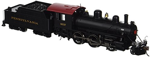 Bachmann Industries Alco 2-6-0 DCC Ready Locomotive - PRR #3237 - (1:87 HO Scale) -  Bachmann Industries Inc., 51707