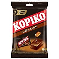 5 Bags of 150g Each Kopiko Coffee Candy 600 Candies