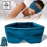 Sleep Mask for Women and Men Eye Mask for Sleeping Silk Sleep Mask