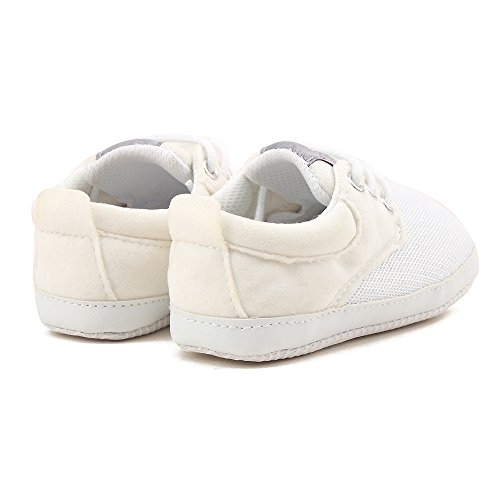 Pictures of OOSAKU Baby Breathable Mesh Sneakers Lace up 2