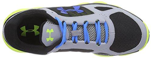 Under ArmourUA Micro G Assert V - zapatillas de running Hombre Gris - Grau (STL 038)
