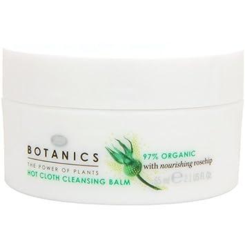 BOOTS Botanics Organic Hot Cloth Cleansing Balm