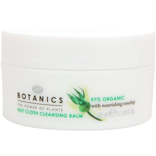 Boots Botanics Hot Cloth Cleansing Balm 11.83 fl oz (70 ml)