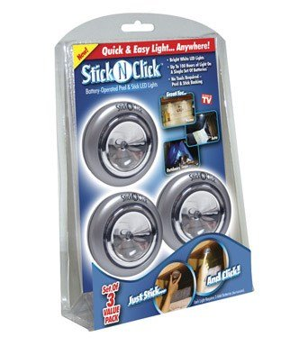 Click N Stick Led Lights
