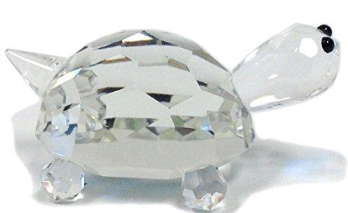 Tortoise Crystal - Amlong Crystal Crystal Tortoise or Turtle Animal Figurine