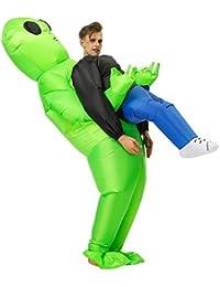 Adult Inflatable Alien Unicorn Costume/Halloween Costume/Inflatable Party Costumes