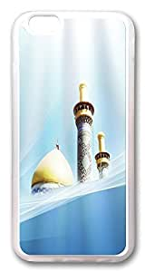 ACESR Mausoleum Hipster iPhone 6 Cases, TPU Case for Apple iPhone 6 (4.7inch) Transparent by ruishername