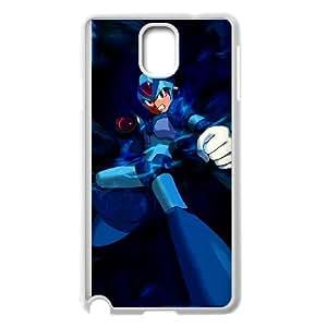 Samsung Galaxy Note 3 Cell Phone Case White Game boy mega man Rockman SUX_869726