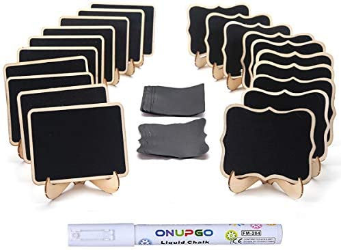 ONUPGO Chalkboards Chalkboard Blackboards Decoration product image