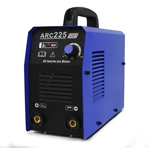 IGBT 110V MMA ARC Welder - Tosense ARC-225 200A DC Inverter Portable Stick Welding Equipment For 3.2-4.0MM Rod Shipping from US ()