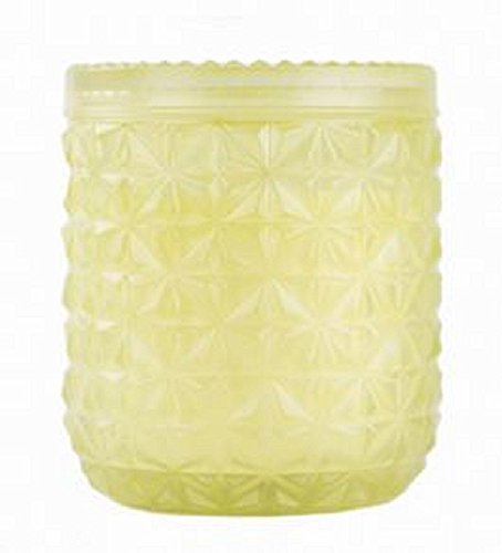 Capri Blue Aloha Orchid 30 oz. Jumbo Faceted Jar - Faceted Orchid