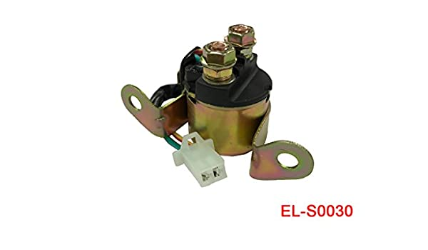 Amazon com: Starter Relay Solenoid for Suzuki Madura 700
