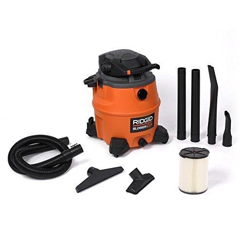 Ridgid WD1670 16 Gallon Wet/Dry Vacuum with Detachable Blower