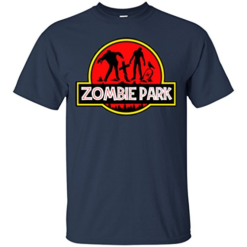 Zombie Park Jurassic Halloween Parody -