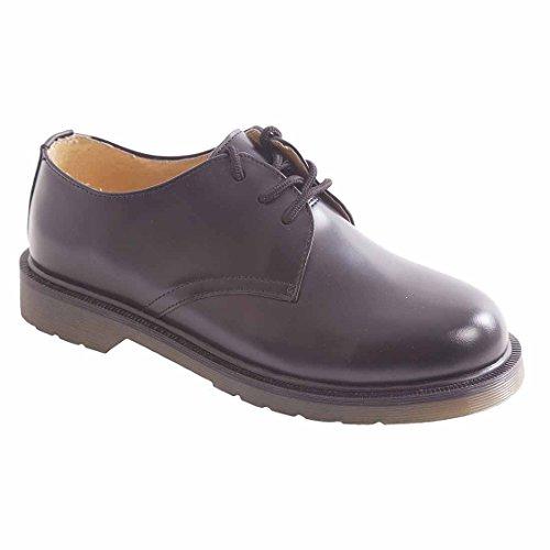 Portwest Workwear Air Cushion Occupational Shoe OB - FW27 - EU/UK Schwarz