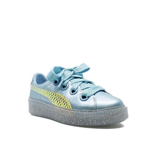 Orange metallic Metallic 36613101 Platform Obuw fr Glitter Princess fluo Blue Sw Sneakers Puma Bl Damskie fr gxTqZCn7Iw
