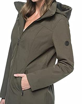 Andrew Marc Ladies' Long Softshell Jacket