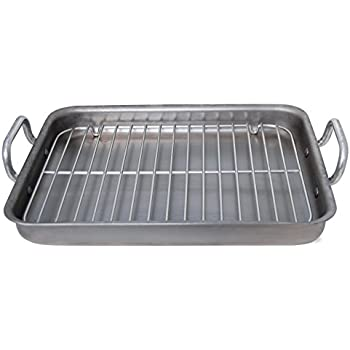 Amazon Com Mineral B Element 9 5 Quot Oval Steel Roasting Pan