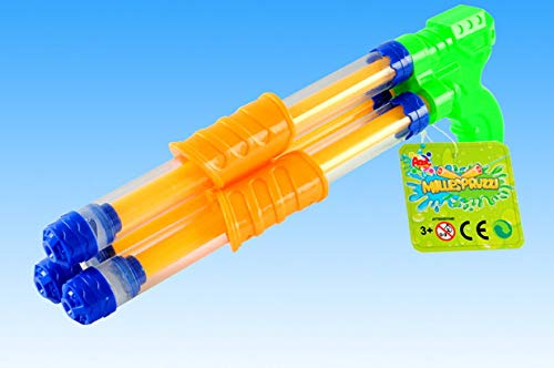Apel Plastik- Fucile Spara Acqua, Multicolore, APE1097